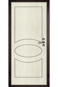 Металлическая дверь SteelDoor СР-8-H19