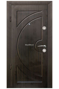 Квартирная металлическая дверь SteelDoor СР-8