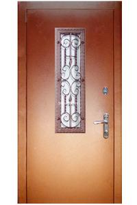 Уличная металлическая дверь элит SteelDoor ЭЛ-3