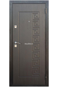 Квартирная металлическая дверь SteelDoor ЭЛ-4