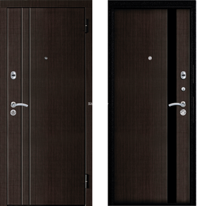 Металлическая дверь Металюкс М33