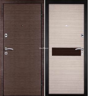 Металлическая дверь Металюкс М10