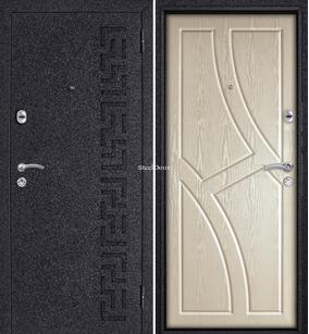 Металлическая дверь Металюкс М4