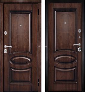 Металлическая дверь Металюкс M71