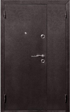 Входная металлическая дверь-распашная SteelDoor СР-5