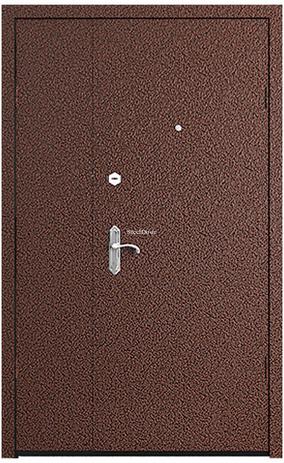 Уличная, тамбурная металлическая дверь SteelDoor СР-6