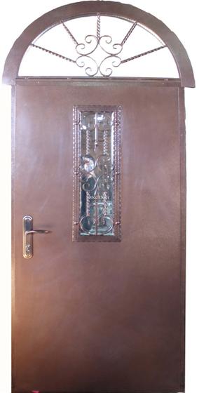 Входная металлическая арочная дверь SteelDoor АР-1