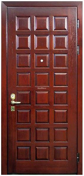 Квартирная металлическая дверь элит класса SteelDoor ЭЛ-2