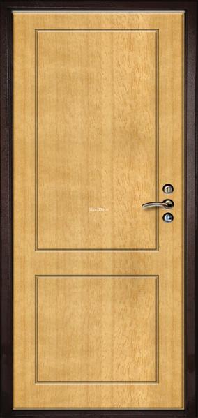 Квартирная металлическая дверь SteelDoor СР-8-H34