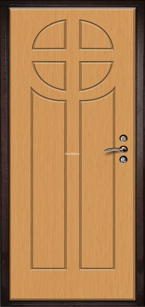 Входная металлическая дверь SteelDoor ЭЛ-5-H96