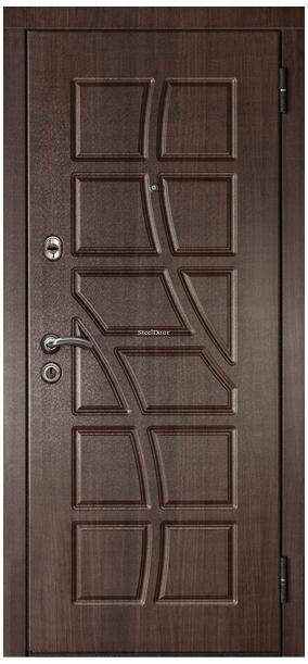 Металлическая дверь Металюкс М20