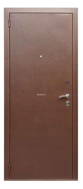 Универсальная металлическая дверь SteelDoor ЭКО-4