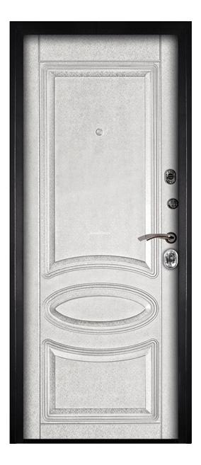 Металлическая дверь Металюкс M71/3