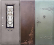 Выбрать дверь с ковкой