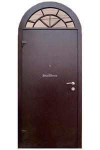 Входная металлическая арочная дверь SteelDoor АР-3