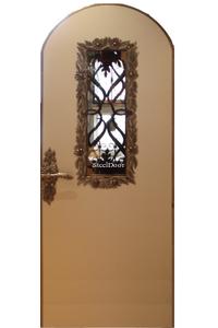 Входная металлическая арочная дверь SteelDoor АР-5