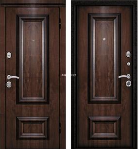 Металлическая дверь Металюкс M75/1
