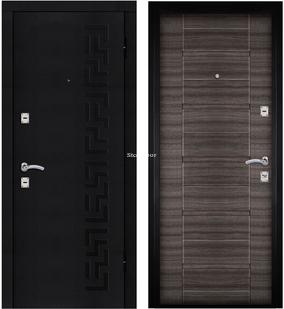 Металлическая дверь Металюкс M202