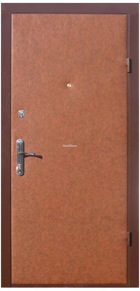 Квартирная металлическая дверь SteelDoor ЭКО-3