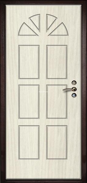 Квартирная металлическая дверь SteelDoor СР-8-K93