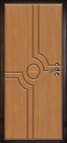 Квартирная металлическая дверь SteelDoor СР-8-H103