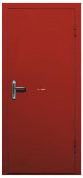 Технически стальная дверь SteelDoor СР-1
