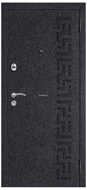 Металлическая дверь Металюкс М26