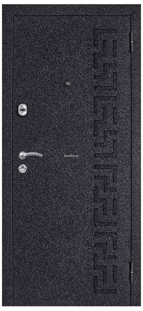 Металлическая дверь Металюкс М27