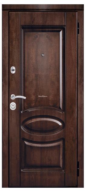 Металлическая дверь Металюкс M71/1