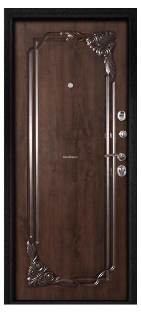 Металлическая дверь Металюкс M72